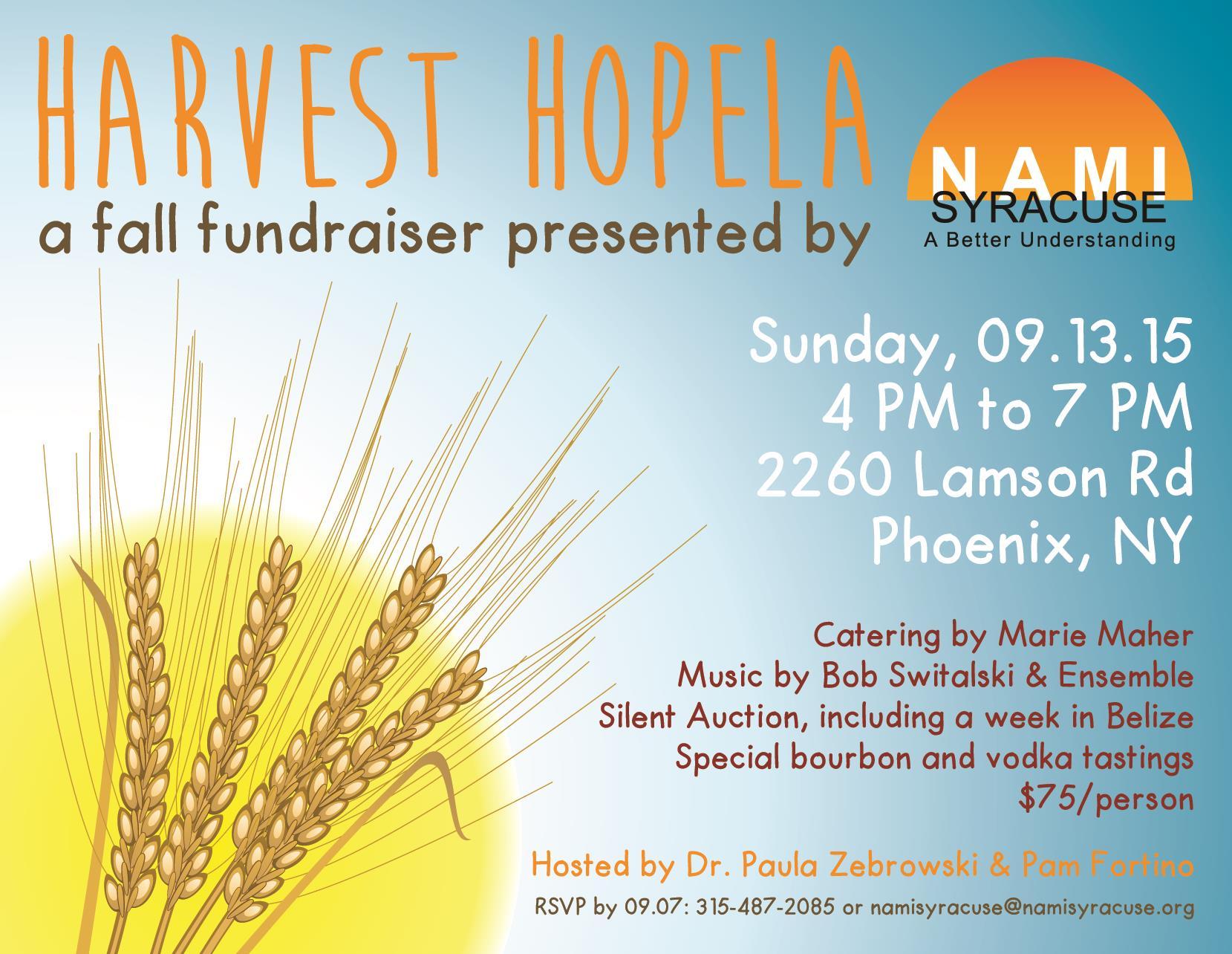Syracuse Calendar.Mark Your Calendar For The Harvest Hopela Nami Syracuse